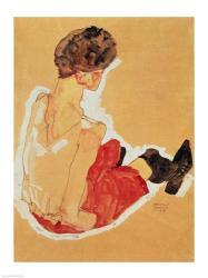 Seated Woman, 1911 | Obraz na stenu