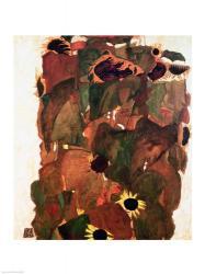 Sunflowers II, 1911 | Obraz na stenu