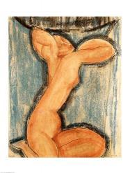 Caryatid, 1911 | Obraz na stenu