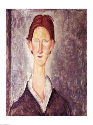 Portrait of a Student | Obraz na stenu