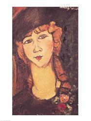 Lolotte, 1917 | Obraz na stenu