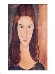 Portrait of a Young Girl   Obraz na stenu