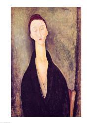 Madame Hanka Zborowska, 1918 | Obraz na stenu