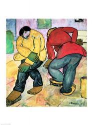 The Floor Polishers, 1911 | Obraz na stenu