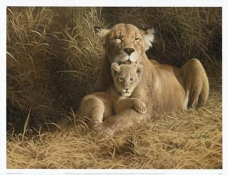 A Mother's Pride   Obraz na stenu