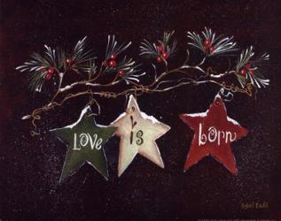 Love is Born   Obraz na stenu