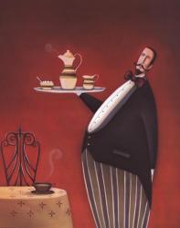 Cafe Creme | Obraz na stenu