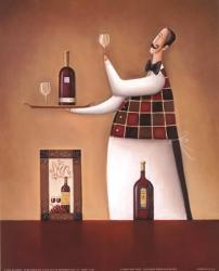 Carte Des Vins | Obraz na stenu