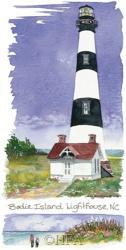 Bodie Island Lighthouse | Obraz na stenu