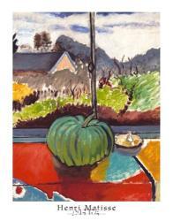 The Green Pumpkin | Obraz na stenu
