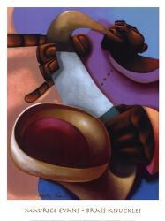 Brass Knuckles | Obraz na stenu