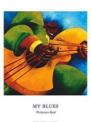 My Blues | Obraz na stenu