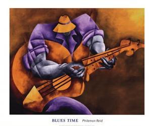 Blues Time | Obraz na stenu