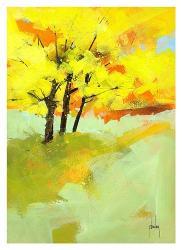 Autumn Trio | Obraz na stenu
