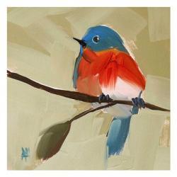 Bluebird No. 21 | Obraz na stenu