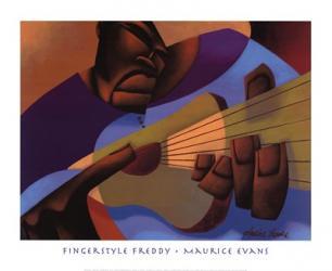Fingerstyle Freddy | Obraz na stenu