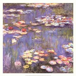 Water Lilies, c.1916 | Obraz na stenu