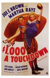 $1 000 a Touchdown   Obraz na stenu