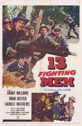 13 Fighting Men | Obraz na stenu