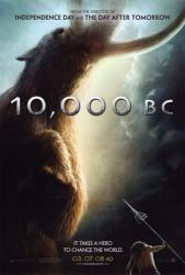 10,000 B.C.   Obraz na stenu