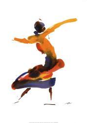 Dancer II   Obraz na stenu