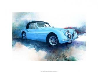 '53 Jaguar | Obraz na stenu