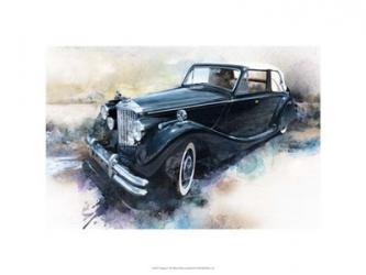 '50 Jaguar | Obraz na stenu