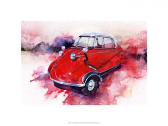'55 Messerschmitt | Obraz na stenu