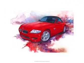 '06 BMW Z4 | Obraz na stenu