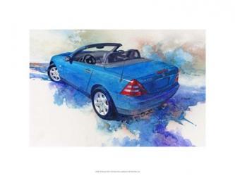 '82 Mercedes SLK | Obraz na stenu