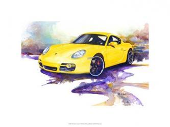 '06 Porsche Cayman | Obraz na stenu