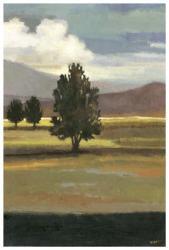 Mountain Range II | Obraz na stenu