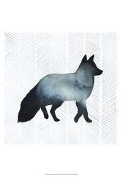 Animal Silhouettes II | Obraz na stenu