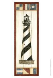 Americana Lighthouse II | Obraz na stenu