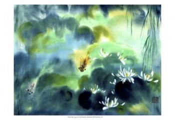 Blue Lagoon I | Obraz na stenu