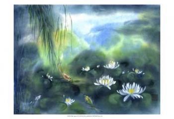 Blue Lagoon II | Obraz na stenu