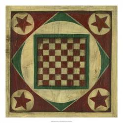 Antique Checkers *** | Obraz na stenu