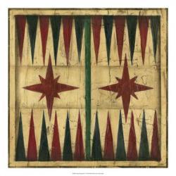 Antique Backgammon *** | Obraz na stenu