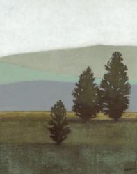 Evergreen II | Obraz na stenu