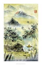 Having Visited Qui Baishi | Obraz na stenu