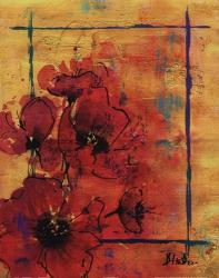 Artistic Poppy I   Obraz na stenu