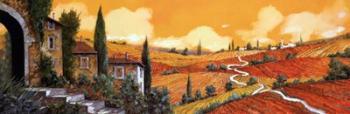 Terra Di Siena | Obraz na stenu
