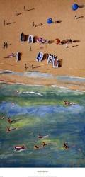 Between Sea and Sand II | Obraz na stenu