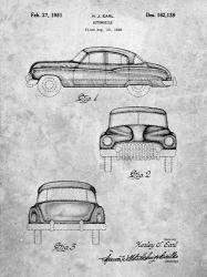 Automobile Patent | Obraz na stenu