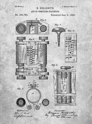Art of Compiling Statistics Patent | Obraz na stenu