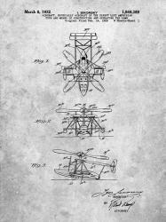 Aircraft of the Direct Lift Amphibian Type Patent | Obraz na stenu