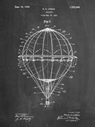 Balloon Patent - Chalkboard | Obraz na stenu