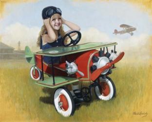 1926 Steelcraft By-Plane | Obraz na stenu