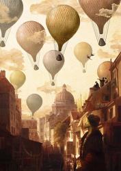 Voyage to the Unkown | Obraz na stenu