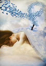 Winter's Mourn | Obraz na stenu